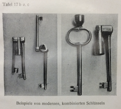 The Fake Three-Sided Key  Patient-Fabricated Duplicate Keys in